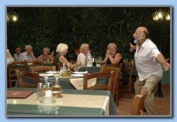 Greek night, Restaurant Mythos