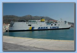 IERAPETRA-L, The ferry to Athens