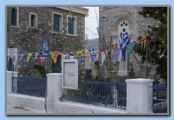 25 March. Greek national day.