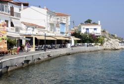 Harbour area, Kokkari