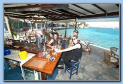 Wave bar and cold beers