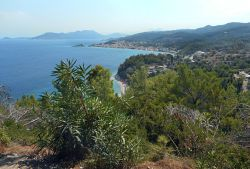 View from AG.Fanourios