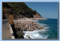 Road work & coast protection by Petalides