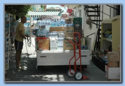 'Plastic water' delivery