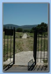 New entrance to Hera temple (North)