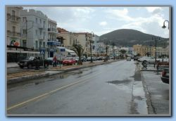Samos Harbour front