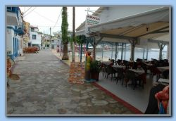 12-Meravillia is the only restaurant open at the beach front