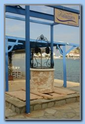 The harbour 'well'