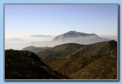 Kerkis Mt. with Ikaria and Fournoi visible in the background