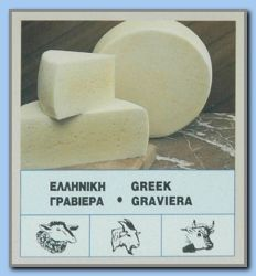 Graviera - The main cheese product